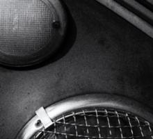 Headlamp detail of VW Type 2 Split Screen camper / bus Sticker