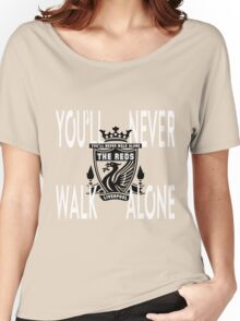 Liverpool - Ynwa - The Reds - Liverpudlian Women's Relaxed Fit T-Shirt