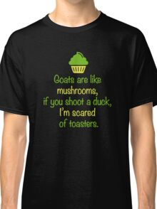 Random Inspirational Quote of the Day Classic T-Shirt