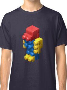 3D Robot Classic T-Shirt
