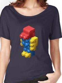3D Robot Women's Relaxed Fit T-Shirt