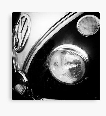 VW Type 2 Split Screen camper / bus Canvas Print