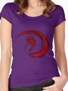 Giygas (Earthbound) Women's Fitted Scoop T-Shirt