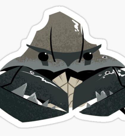 Mudcrab Sticker