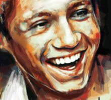 NIALL HORAN - OIL PANTING INSPIRED - ONE DIRECTION - MERCH Sticker