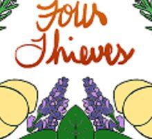 Four Thieves Sticker