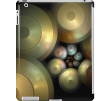 Flying Saucers Arise iPad Case/Skin