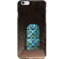 Abstract church window iPhone Case/Skin