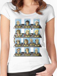 Regen-O-Rama Women's Fitted Scoop T-Shirt