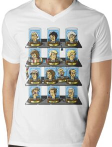 Regen-O-Rama Mens V-Neck T-Shirt