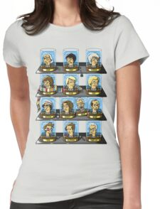 Regen-O-Rama Womens Fitted T-Shirt