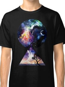 Galaxy - We are all Made of Star Stuff Classic T-Shirt