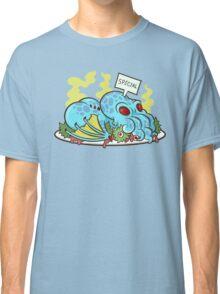 Cthulhu Dinner Classic T-Shirt