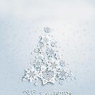 Christmas Card 8 by EbyArts