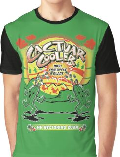 Cactuar Cooler Graphic T-Shirt