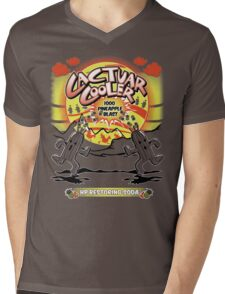 Cactuar Cooler Mens V-Neck T-Shirt