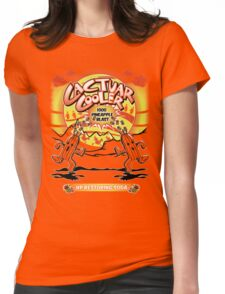 Cactuar Cooler Womens Fitted T-Shirt