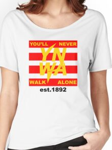 Ynwa - Liverpool - The Reds - Liverpudlian Women's Relaxed Fit T-Shirt