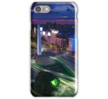 Buenos Aires at Night iPhone Case/Skin