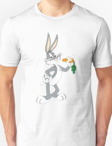 Bugs Bunny Looney Tunes Cartoon Funny 2 T-Shirt