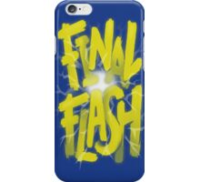 Final Flash iPhone Case/Skin
