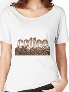The Coffee Lover Women's Relaxed Fit T-Shirt