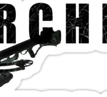 Ring Leader, Archer, Samurai Sticker