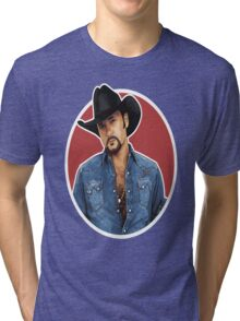 Tim McGraw Tri-blend T-Shirt