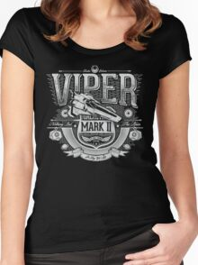 Colonial Fighter Women's Fitted Scoop T-Shirt
