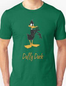 Daffy Duck Cartoon Funny T-Shirt