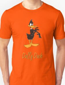 Daffy Duck Cartoon Funny T-Shirt