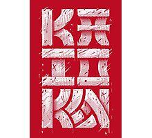 Kaioken Photographic Print