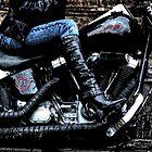 Heels & Harleys II by Tracy Deptuck