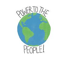 Power to the People by LaurelMae