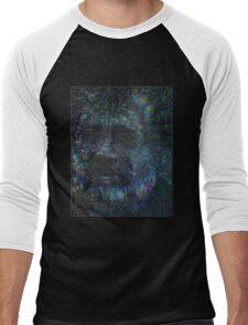Terence McKenna Tribute Poster 02 Men's Baseball ¾ T-Shirt