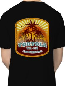 Sunset Tortola Classic T-Shirt