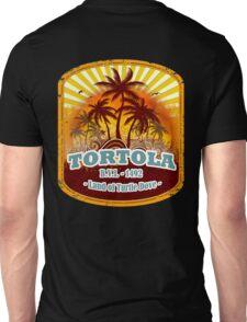 Sunset Tortola Unisex T-Shirt