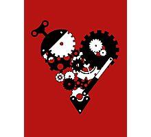 The Clockwork Heart Photographic Print