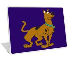 Scooby Doo Brown Laptop Skin