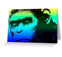 Dawn of the Planet of the Apes  Greeting Card