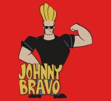 Johnny Bravo Cartoon Funny by cArtToon
