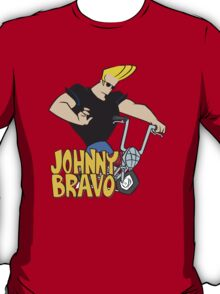 Johnny Bravo Cartoon Funny 2 T-Shirt