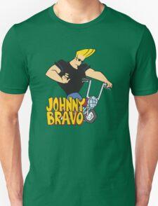 Johnny Bravo Cartoon Funny 2 T-Shirt