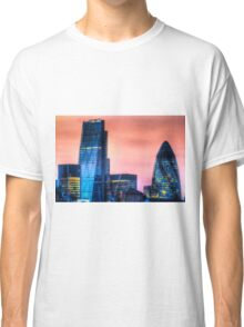 The Gherkin and the Cheesgrater London Classic T-Shirt