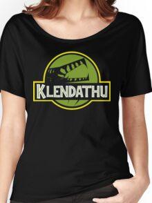 Klendathu Women's Relaxed Fit T-Shirt