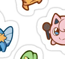 Pokémon / Sticker Set 1 Sticker