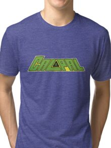 // CalPal // Don't Stop Superheroes // Calum // Tri-blend T-Shirt
