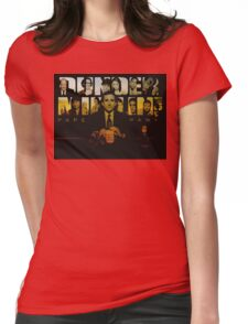 THE OFFICE Womens Fitted T-Shirt