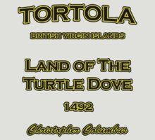 Tortola 1492 by dejava