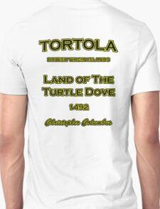 Tortola 1492 Unisex T-Shirt